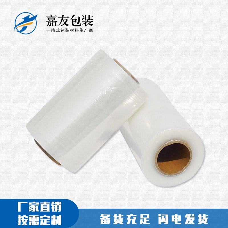 缠绕膜在包装材料中具有什么优势